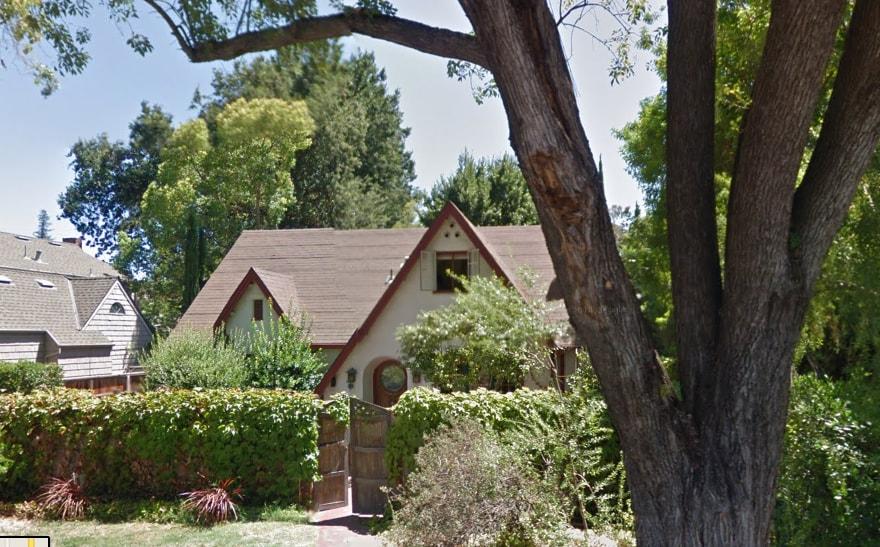 lovely tudor style home