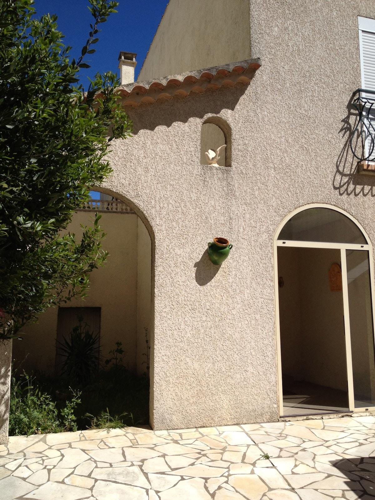ChArMaNt Espace : Etage de la Villa