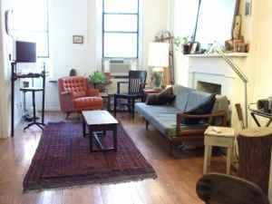 Sunny room close to FortGreene Park