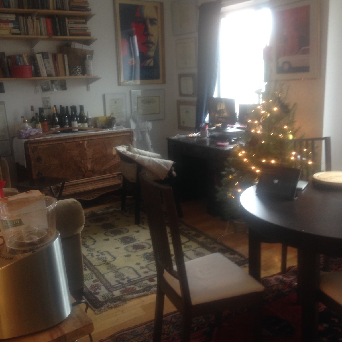 Cheery 1BD on the Lower East Side
