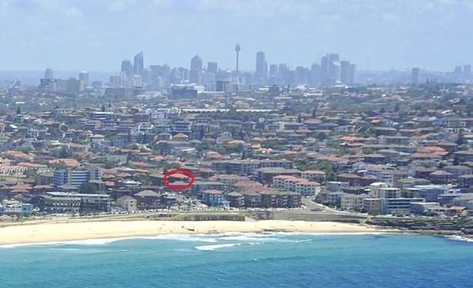 Apartment 100m from Maroubra beach