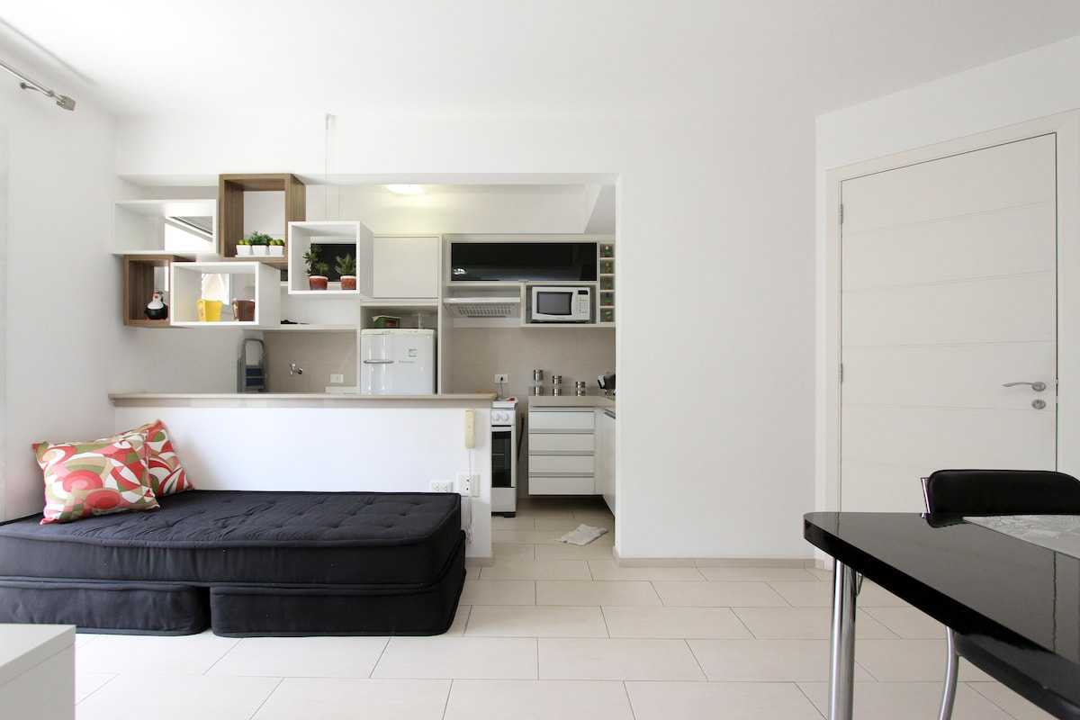 Cozy & furnished, close to Paulista