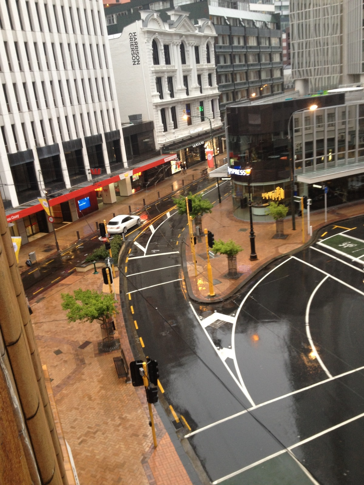 Centre City Wellington Apartment