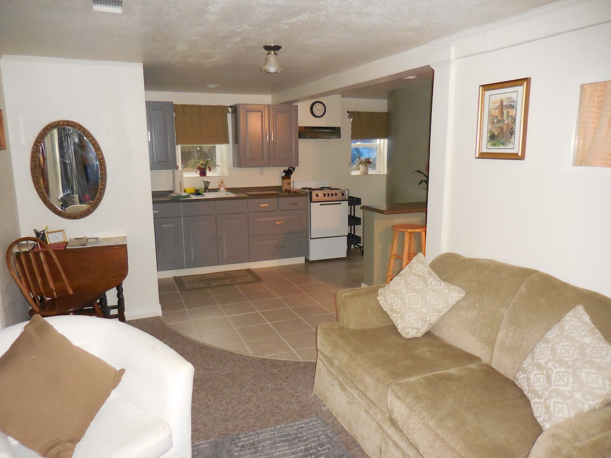 Great Geyserville Apartment
