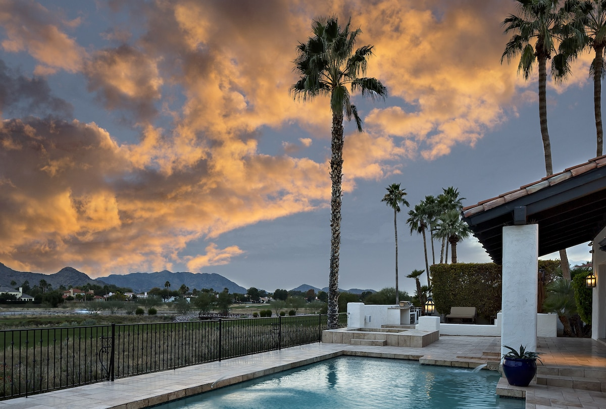 Paradise Valley -perfect location