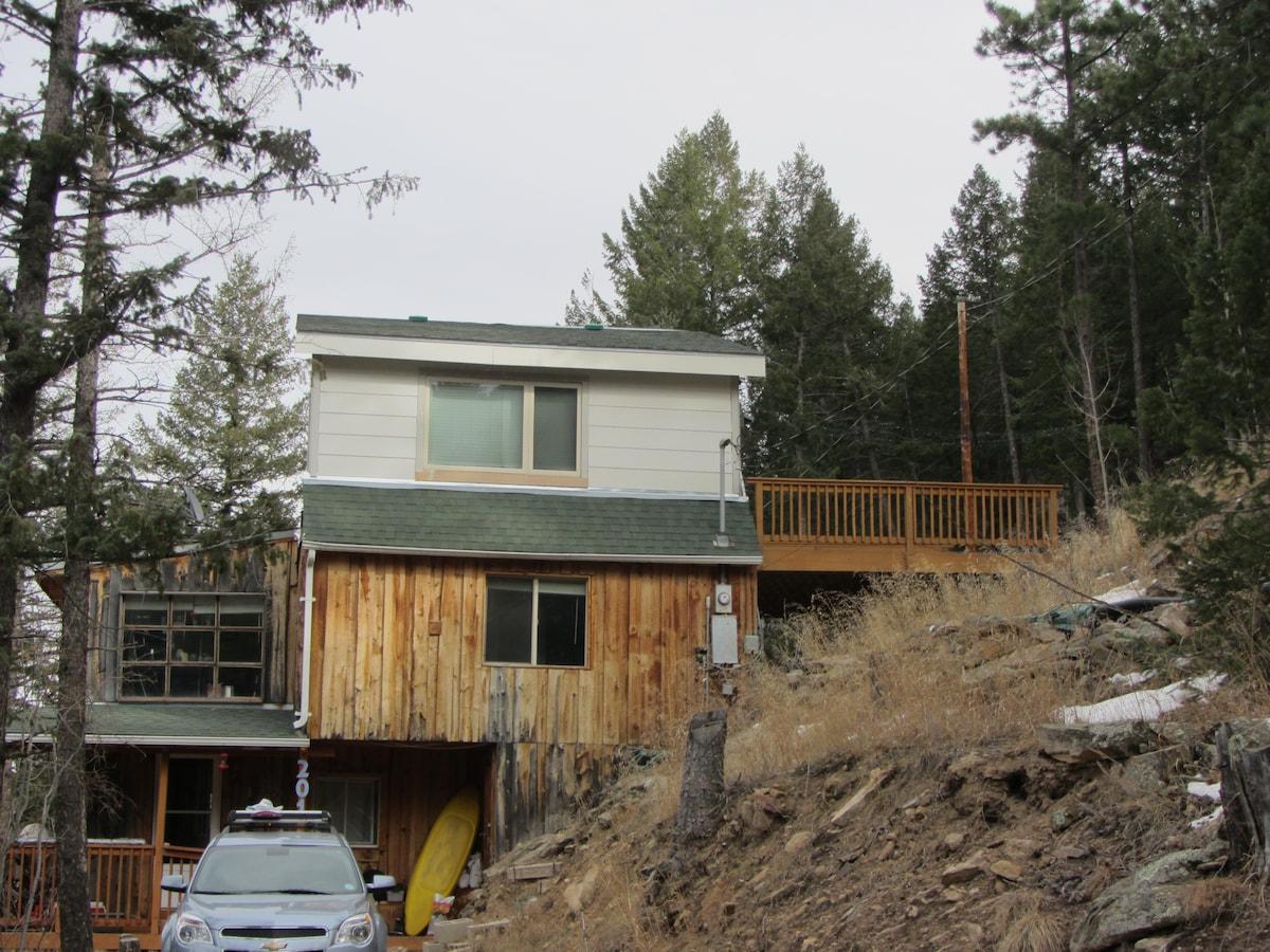 Mountain Home Getaway