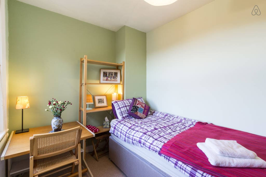 single room in historic Canterbury