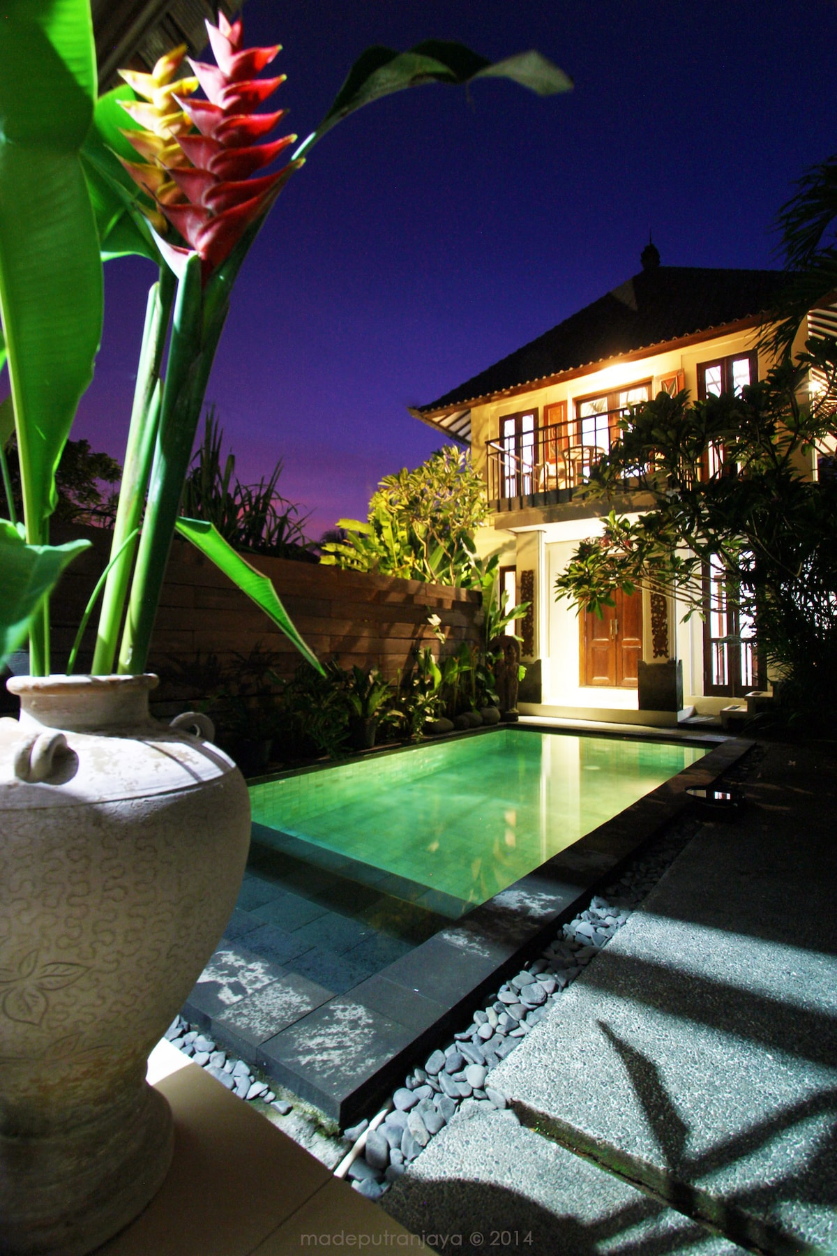 New Ubud  Villa with private pool