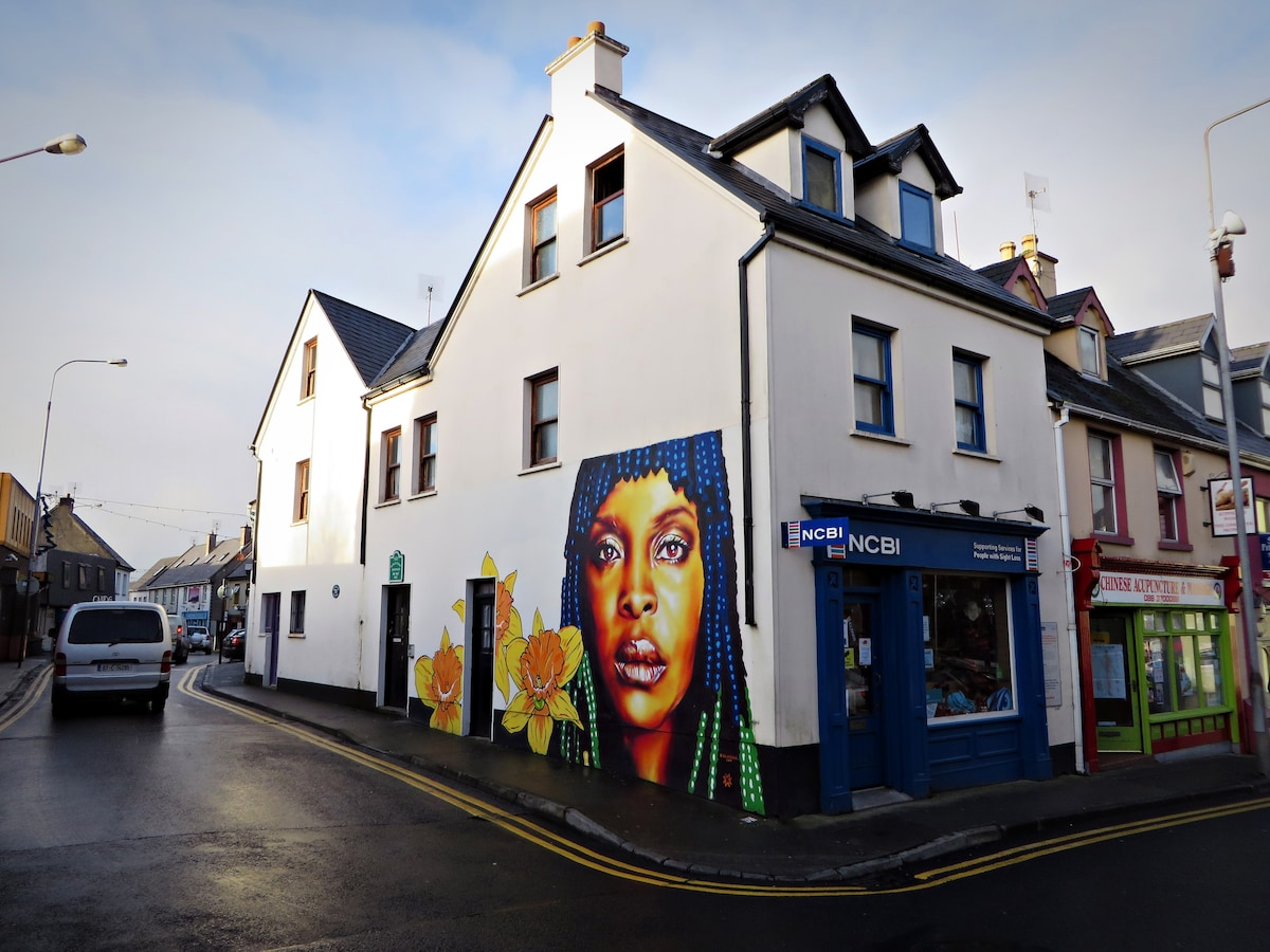 Single Room in colourful Ennis