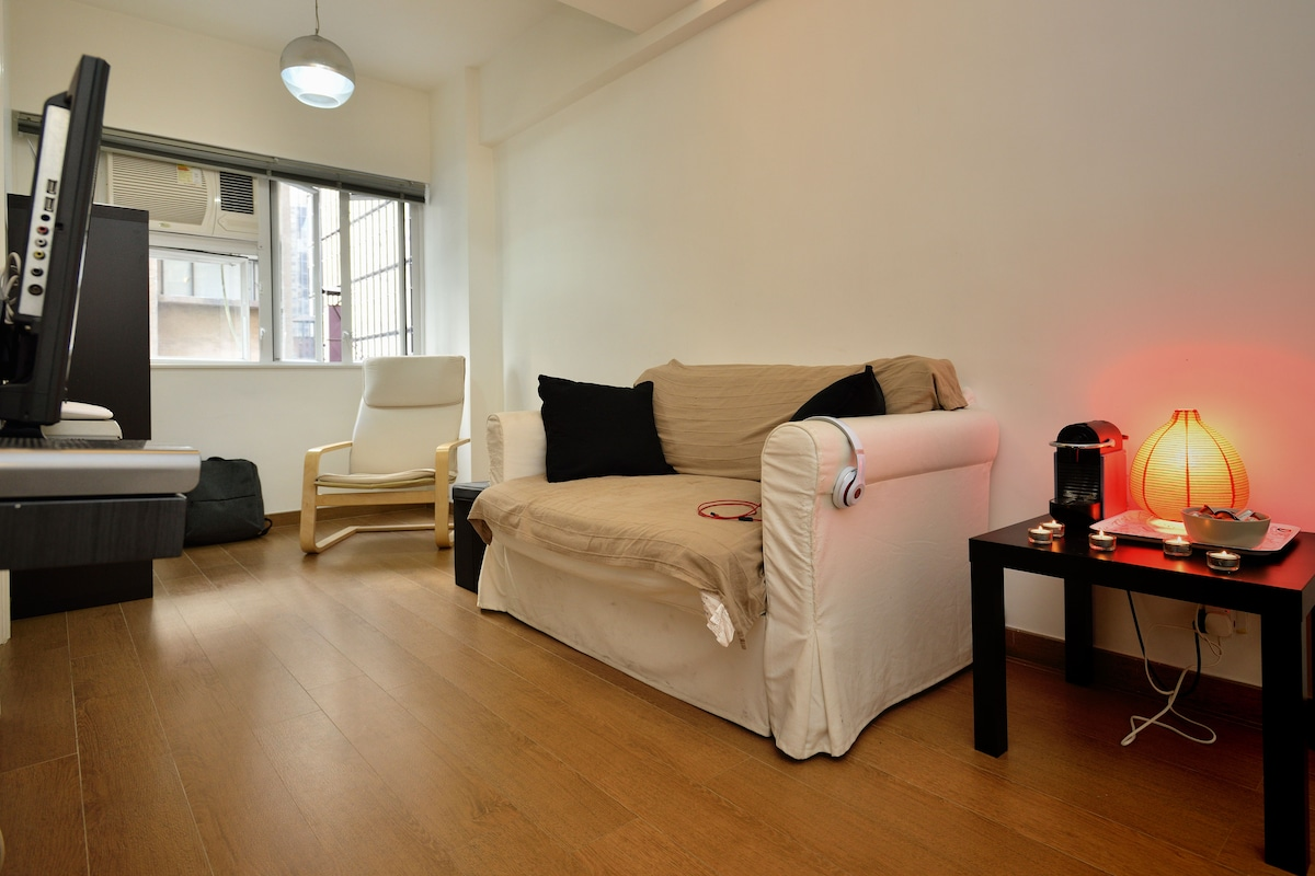 Perfectly located & cosy 1 BR apt!