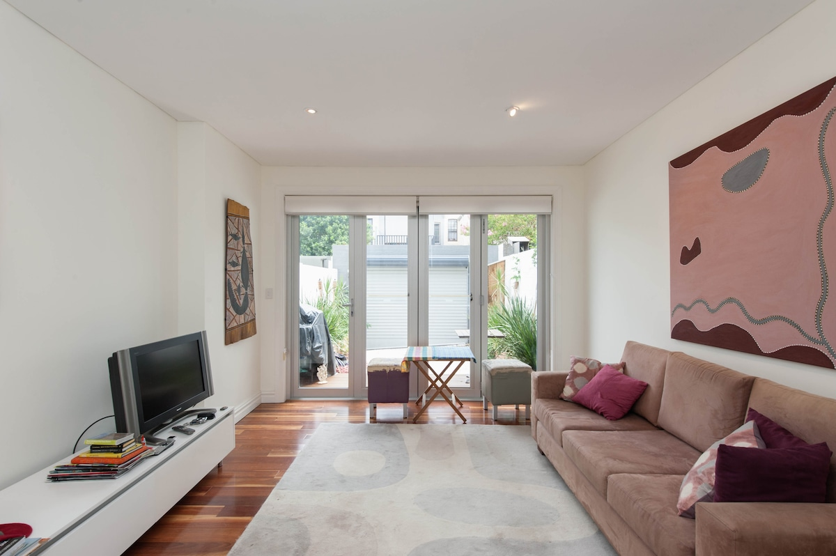 Sydney City/Beach Pad