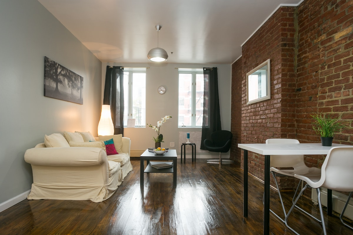 CLEAN MODERN FULL APARTMENT HARLEM