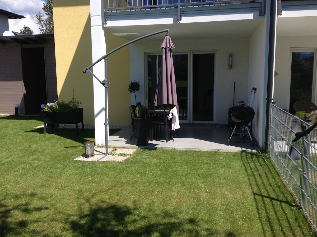 Nice 50m² flat with terrace/garden