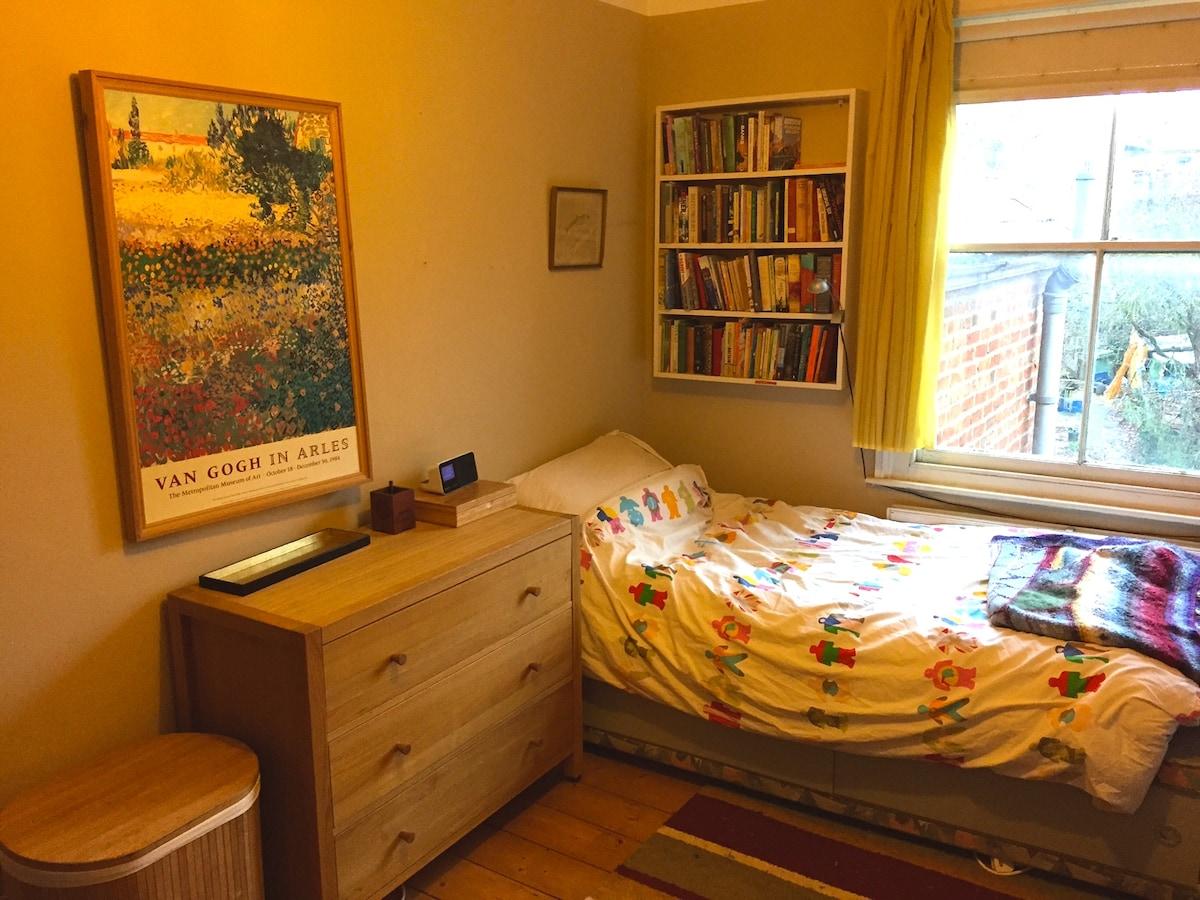 Single Bedroom in West Oxford