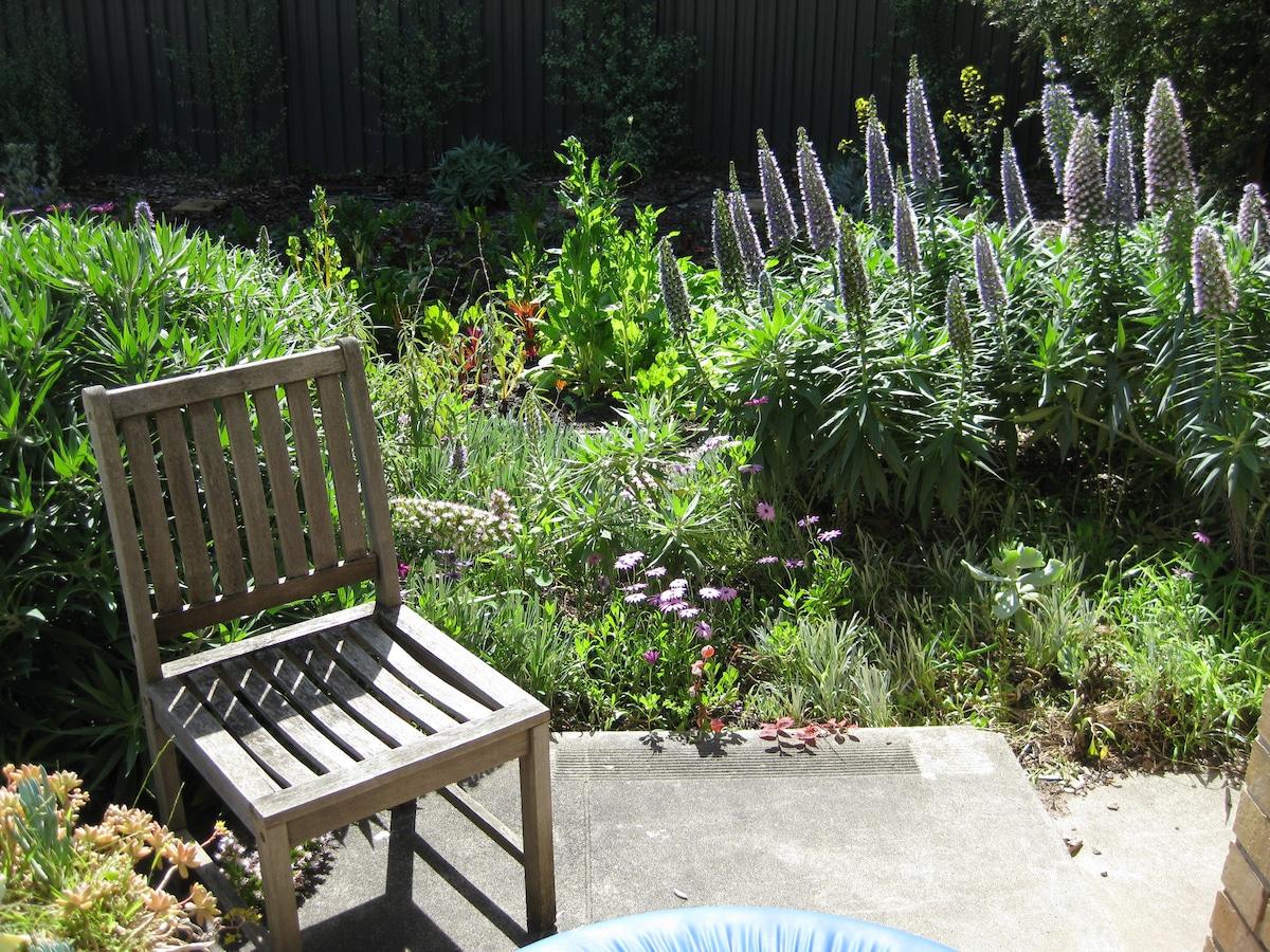 Cosy Garden Room, Great location