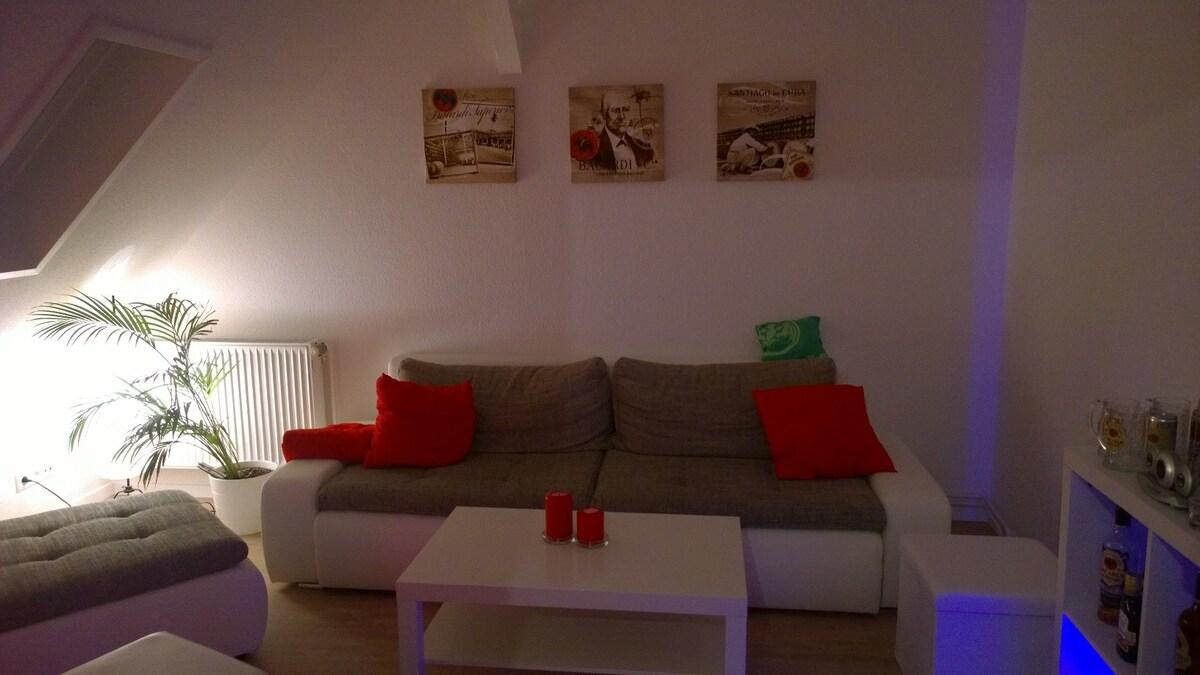 Guestroom in Hamburg Eilbeck