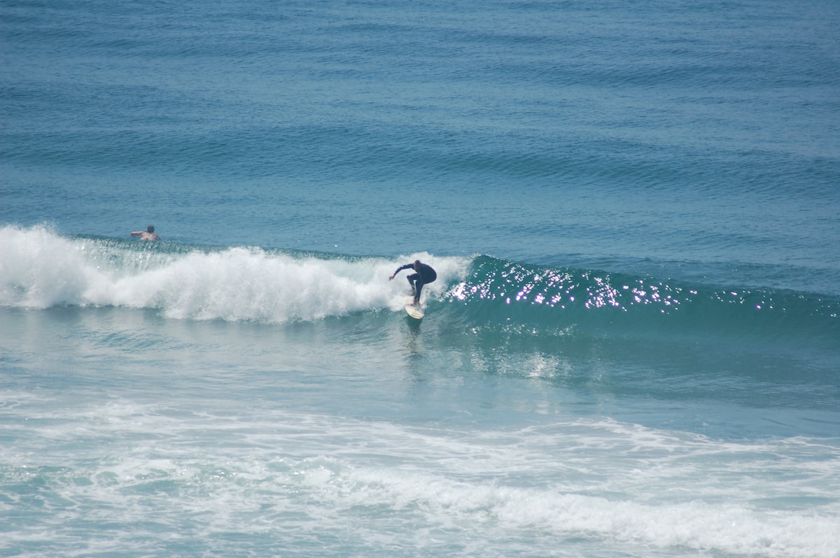 Catch the surf in one of the most popular spots in Northern Baja.  Just outside your door!