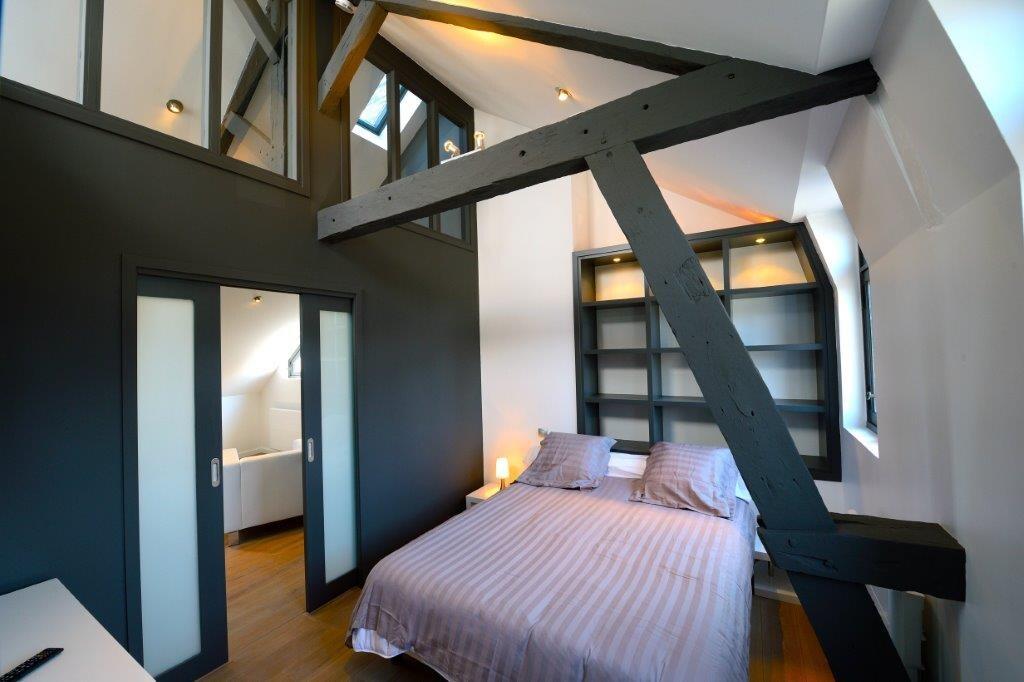 Appartement 3, port d'Honfleur