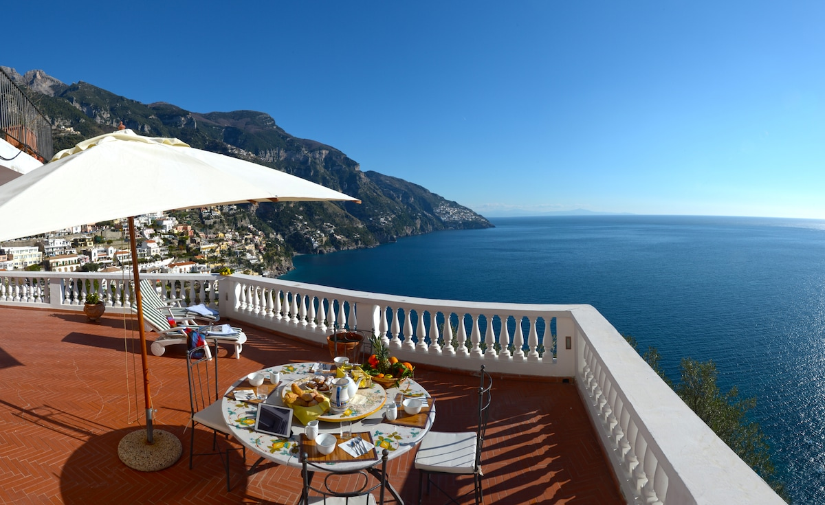 Positano - Your villa in Paradise