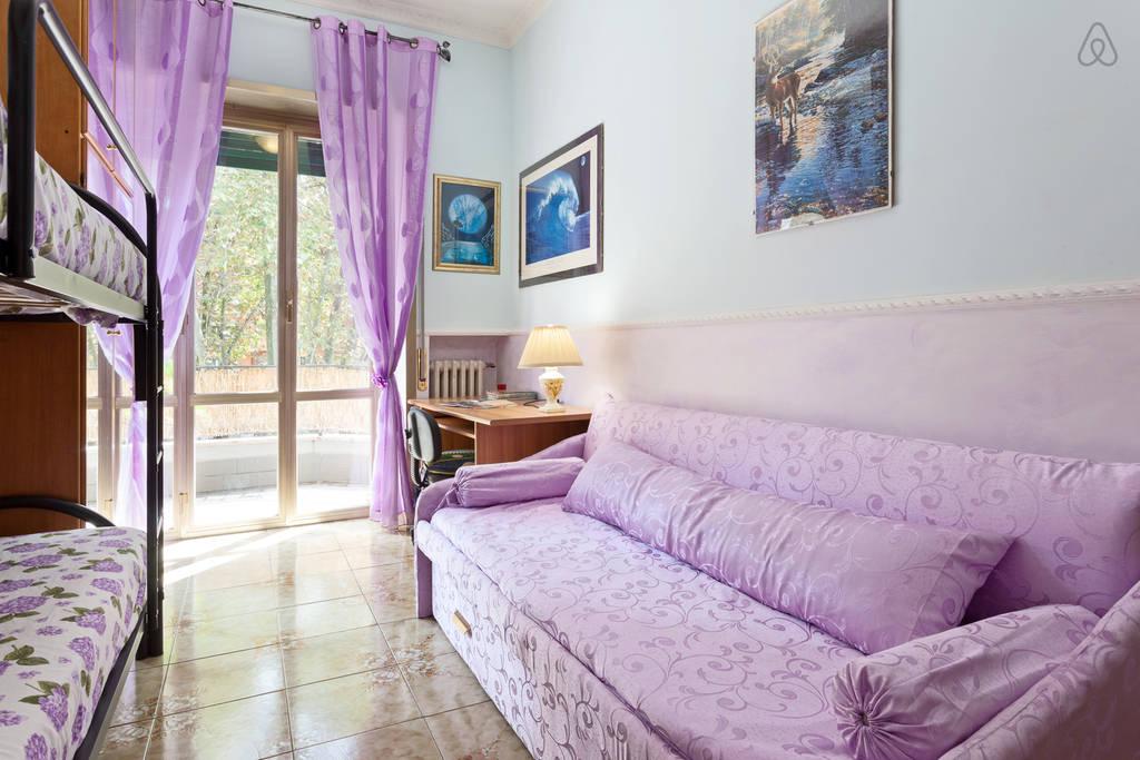 Vacanze in Casa Roma Lillà