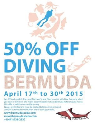 Special Offer for Divers!!