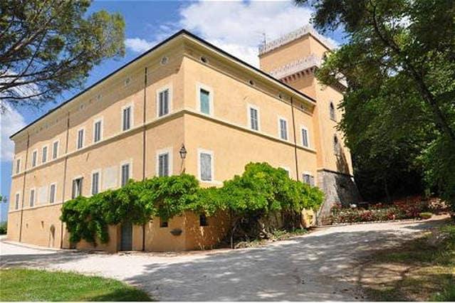 Villa Campello | Tower Room