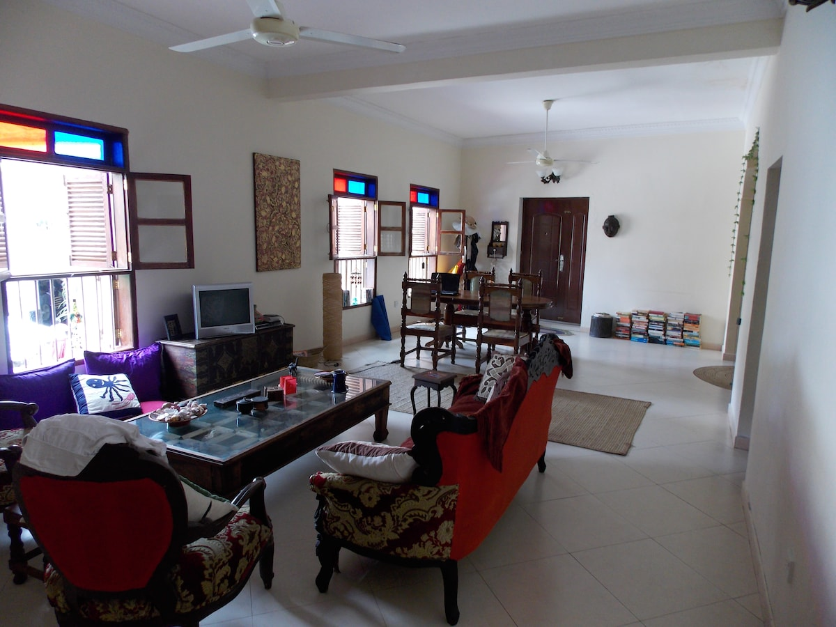 Charming apartment in Stone Town