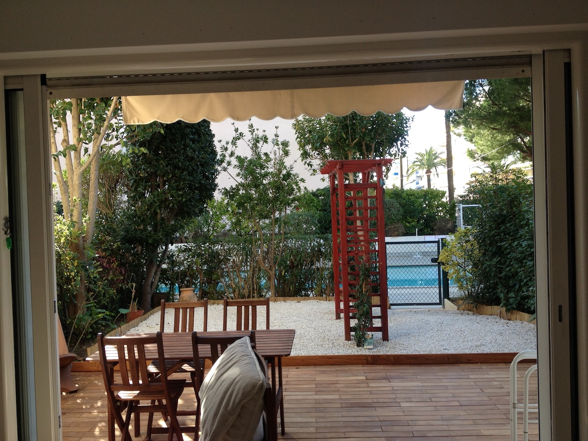 Appartement T1 Cannes