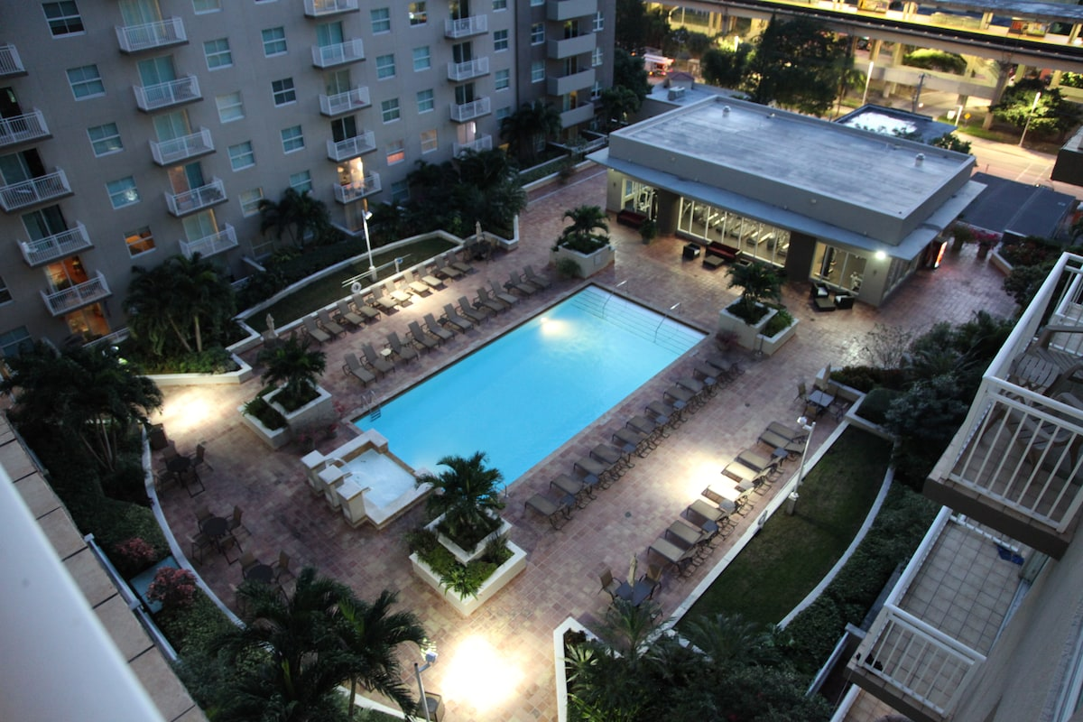 Private Studio - Heart of Brickell!