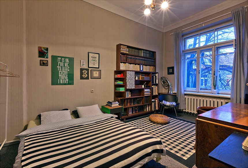 Charming private room K / CENTRAL