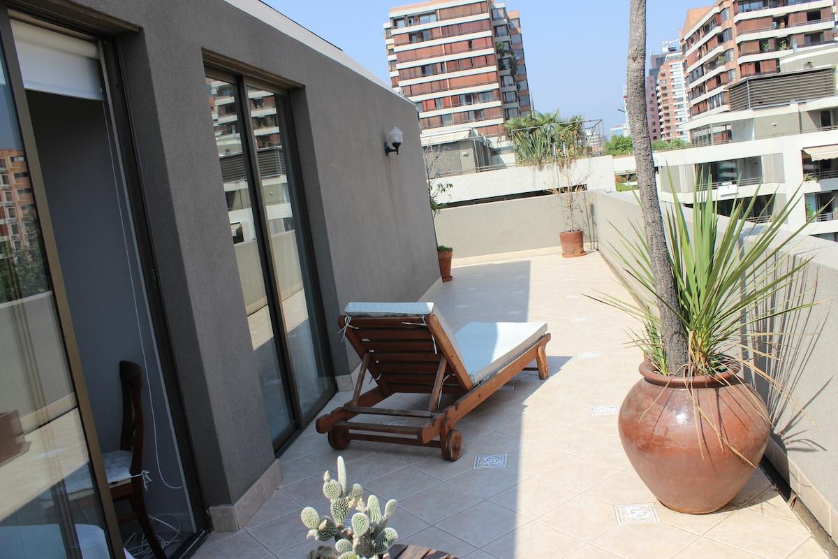 Great penthouse apartment Vitacura