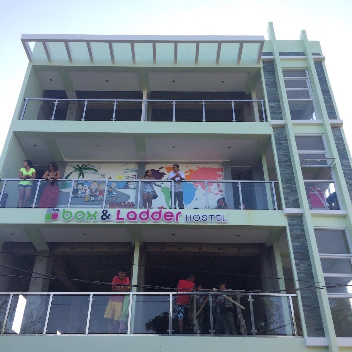 Backpackers Hostel in Boracay