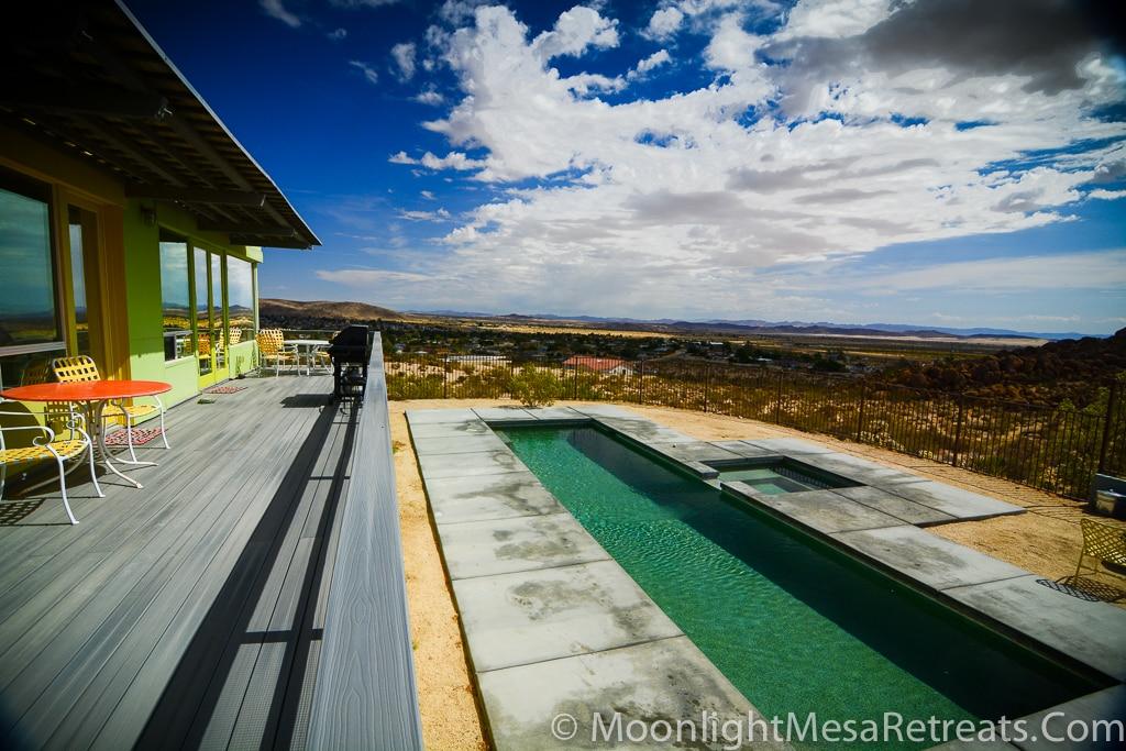Joshua Tree Modern Casa with Pool