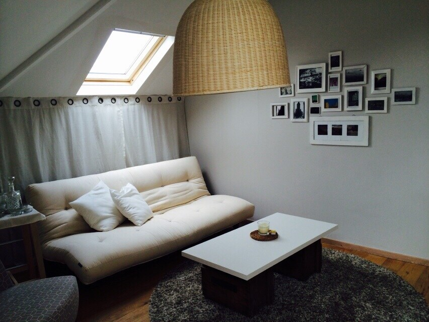 Room near the center of Brussels!