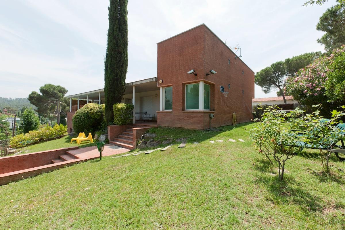 Habitación Individual JardínPiscina