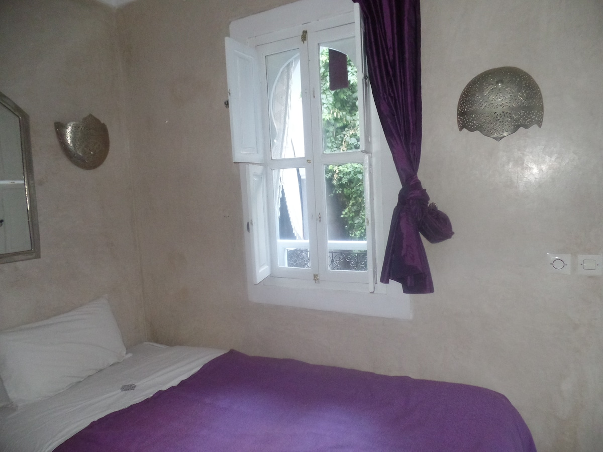 chambre cosy dans Riad bourgeois
