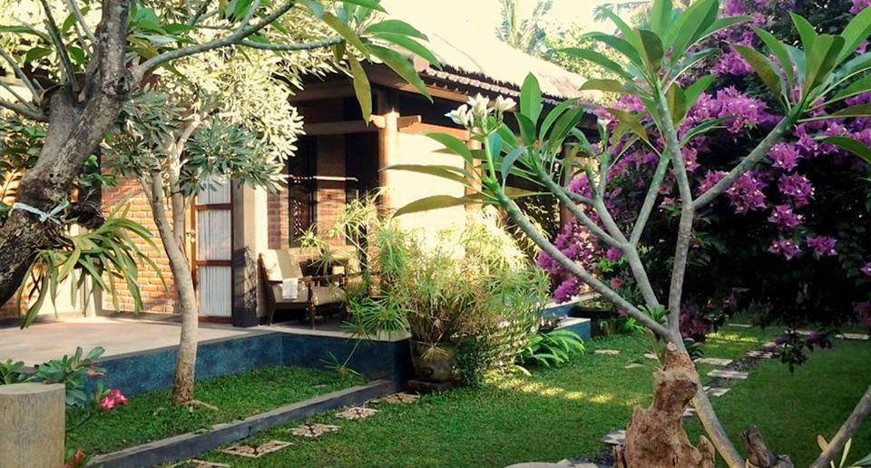 Balinese house