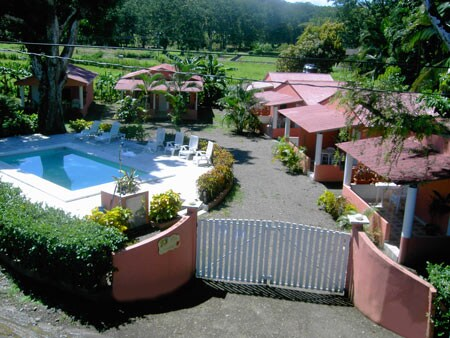 Villas Majolana hotel/cabinas T2(4)