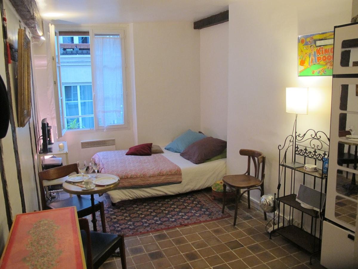 Paris Center,Montorgueil,LouvresTOP