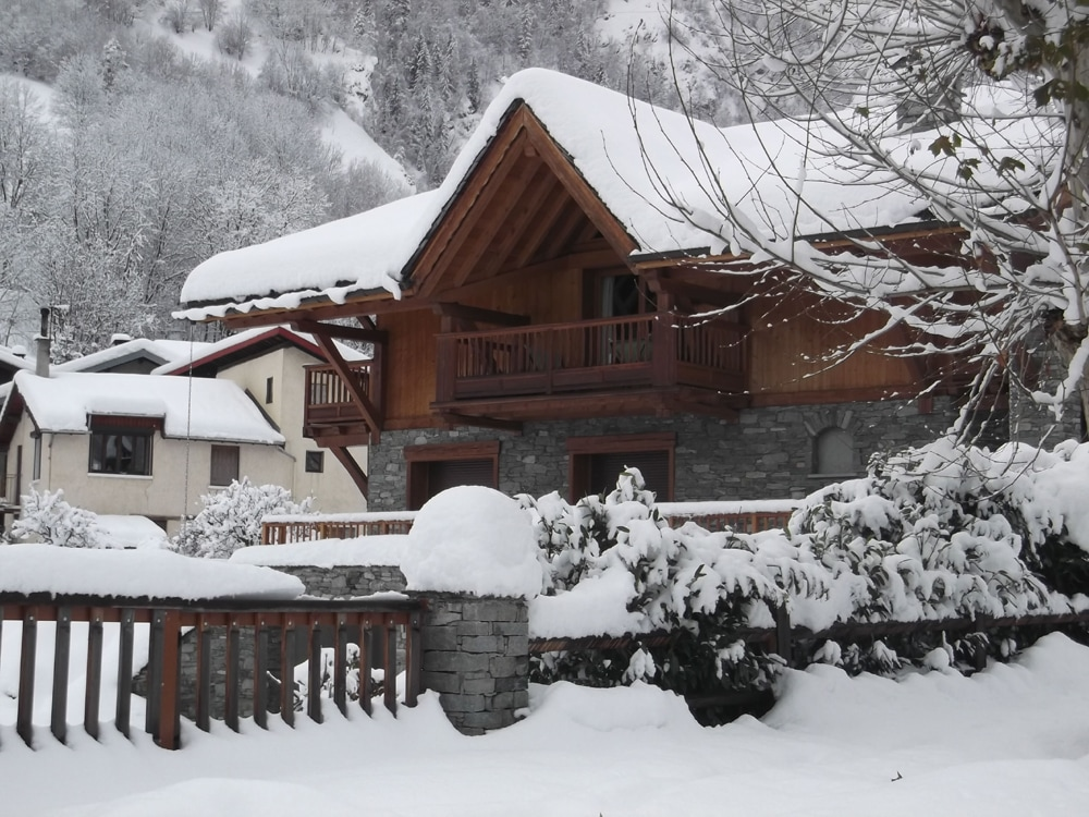Nice and cosy chalet, stunning view