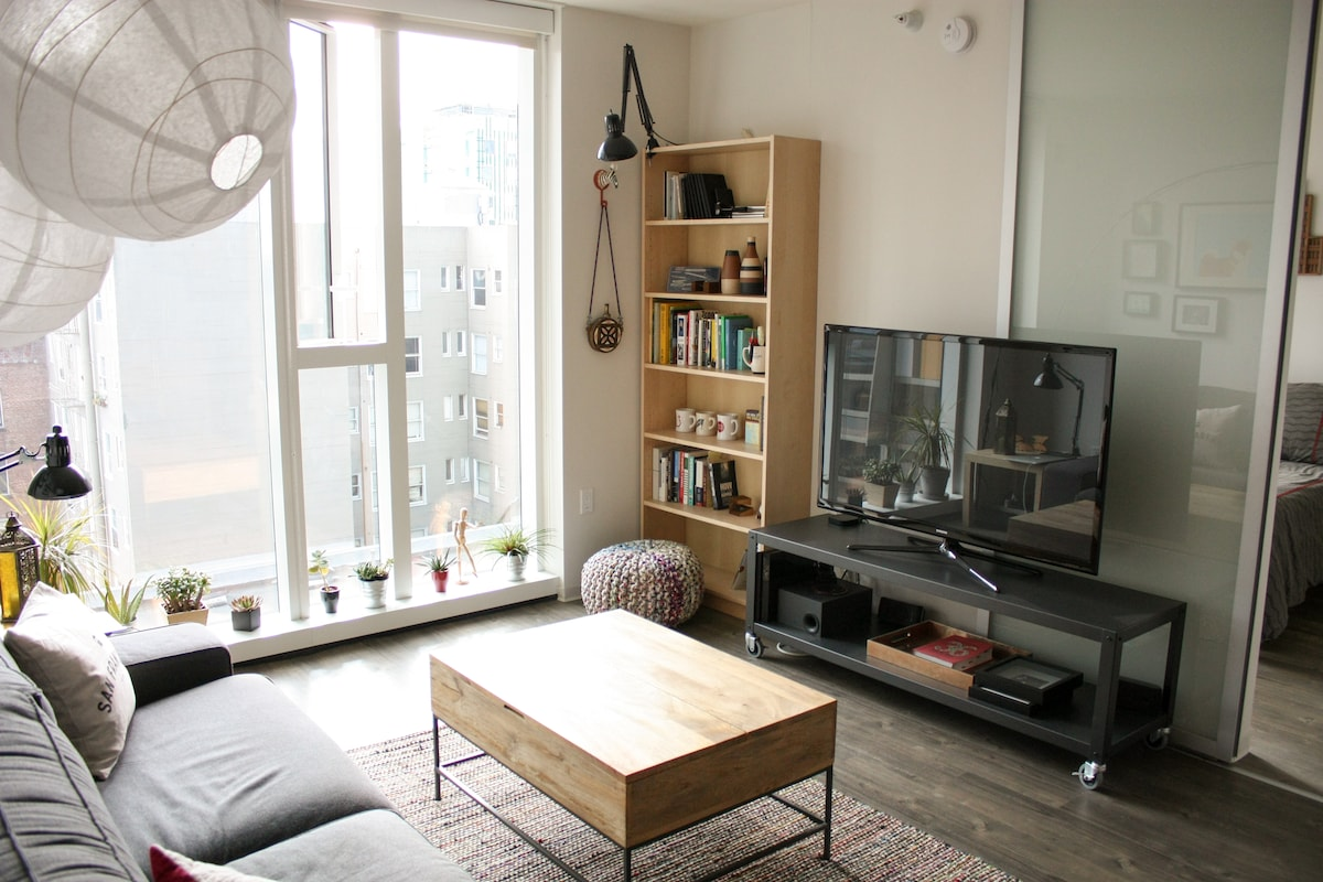 Modern 1BR Apartment in SOMA
