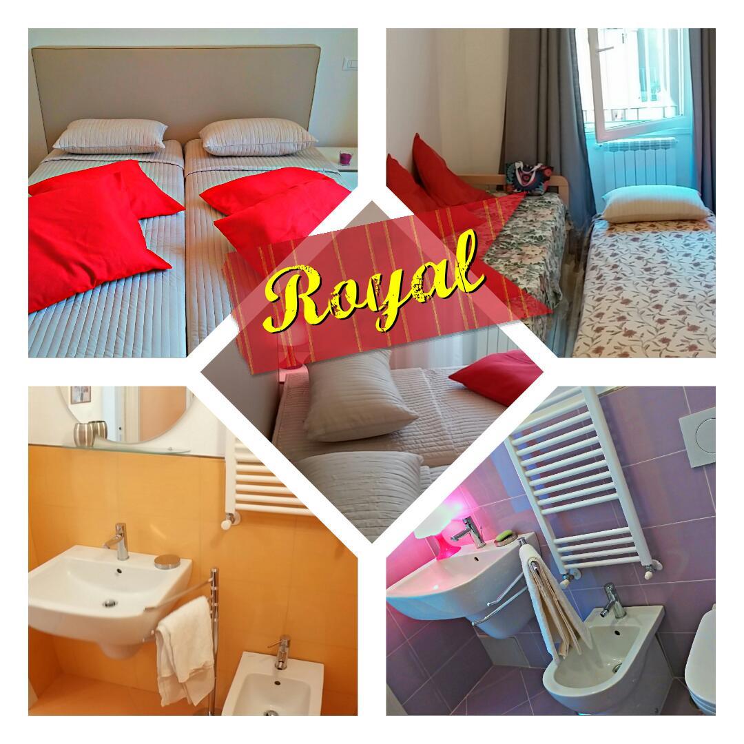 """ROYAL COLOSSEO"" Apartment 1-6p"