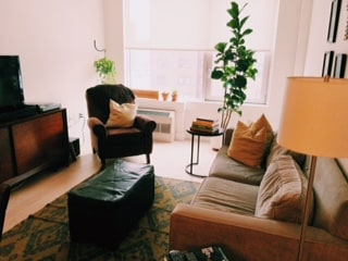 Modern 1 Bedroom in DUMBO