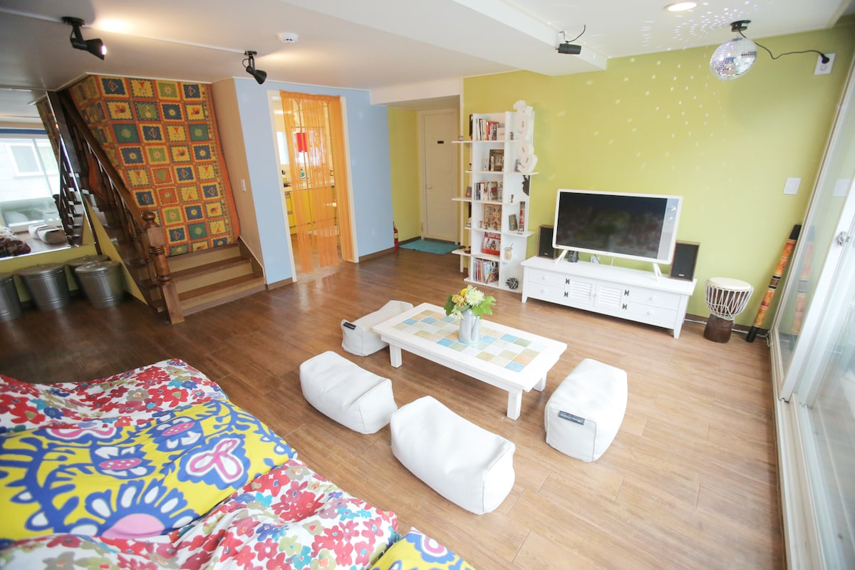 3Person Family Room Ravi