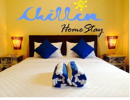 Chillin Kuta Homestay Bali