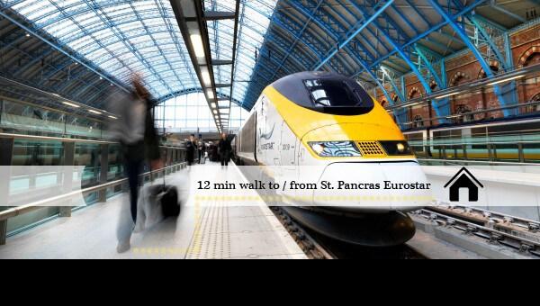 Eurostar connections