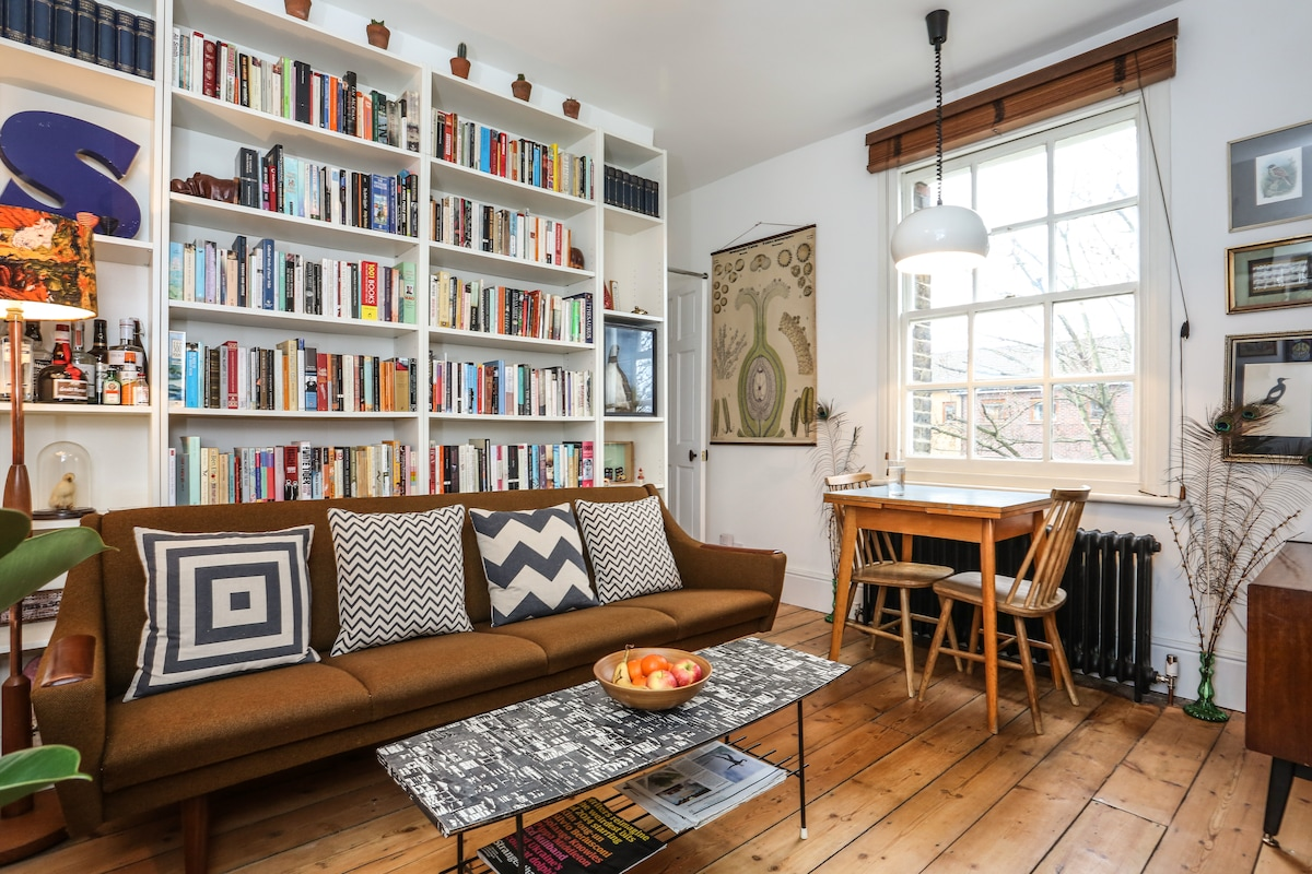 Charming apartment in London Zone 2