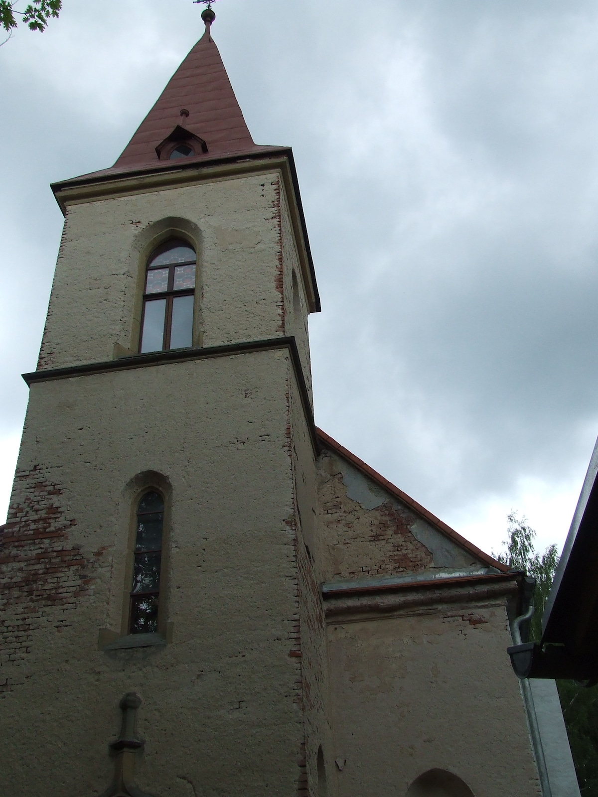 A Renovated Church in a Forest