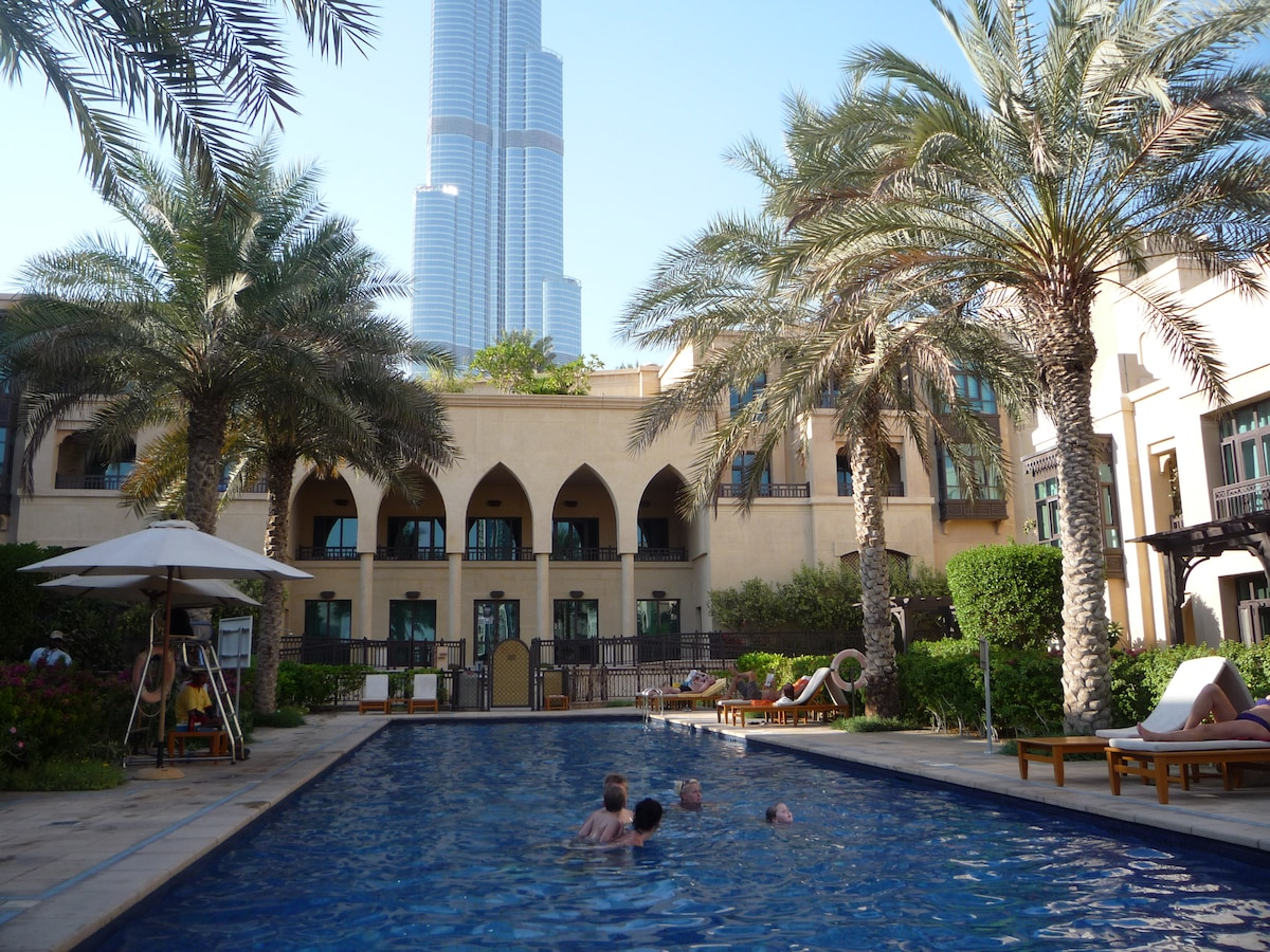 Burj Khalifa Views, Downtown Dubai