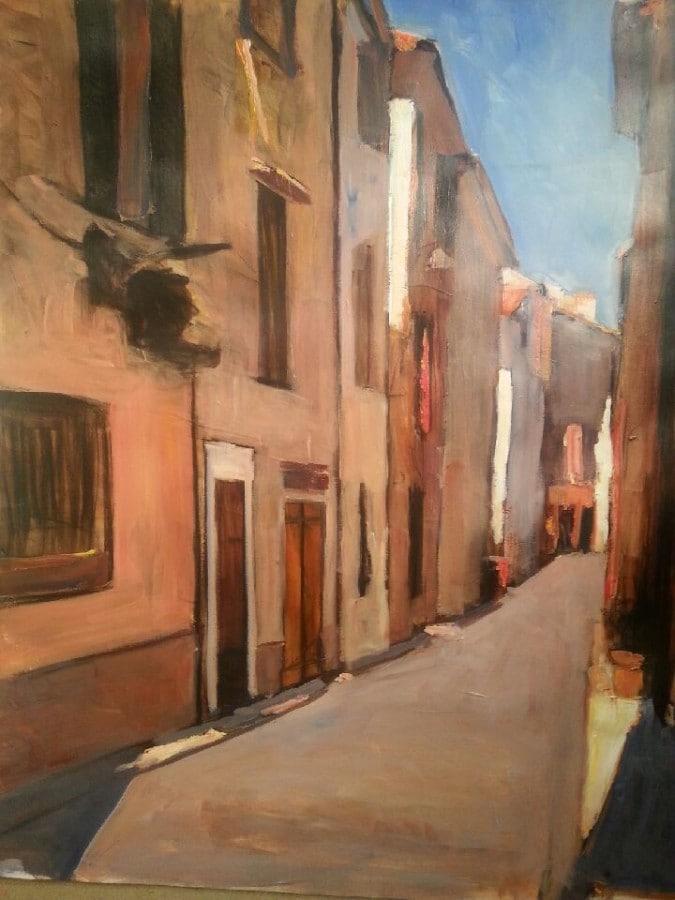 "Franske fristelser i ""Vieil Antibes"